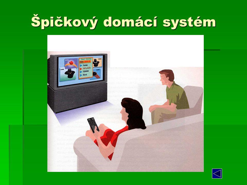 Špičkový domácí systém