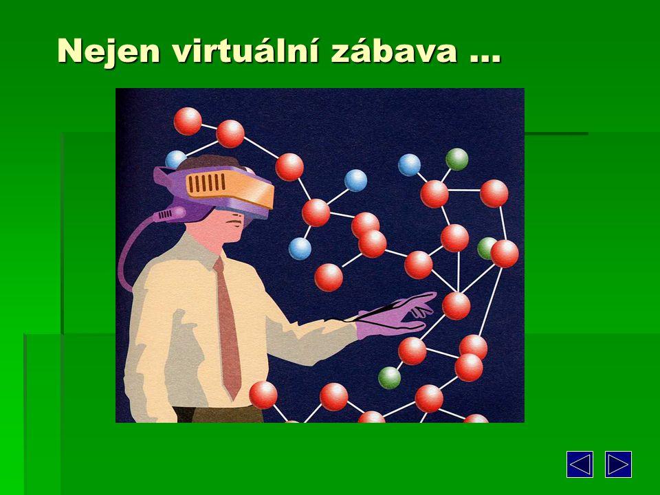 Nejen virtuální zábava ...
