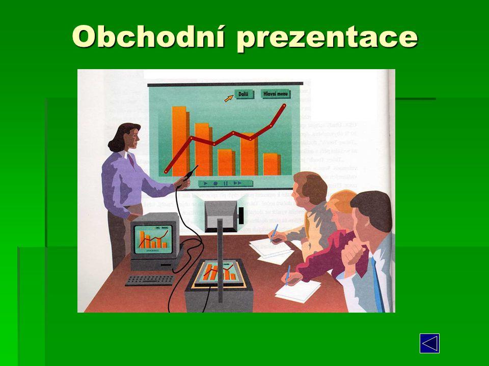 Obchodní prezentace