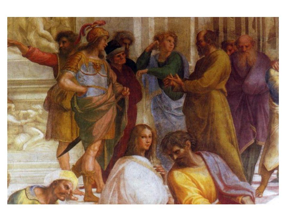 Skupina Sokratova: Alkibiades – Xenofón – Sokrates