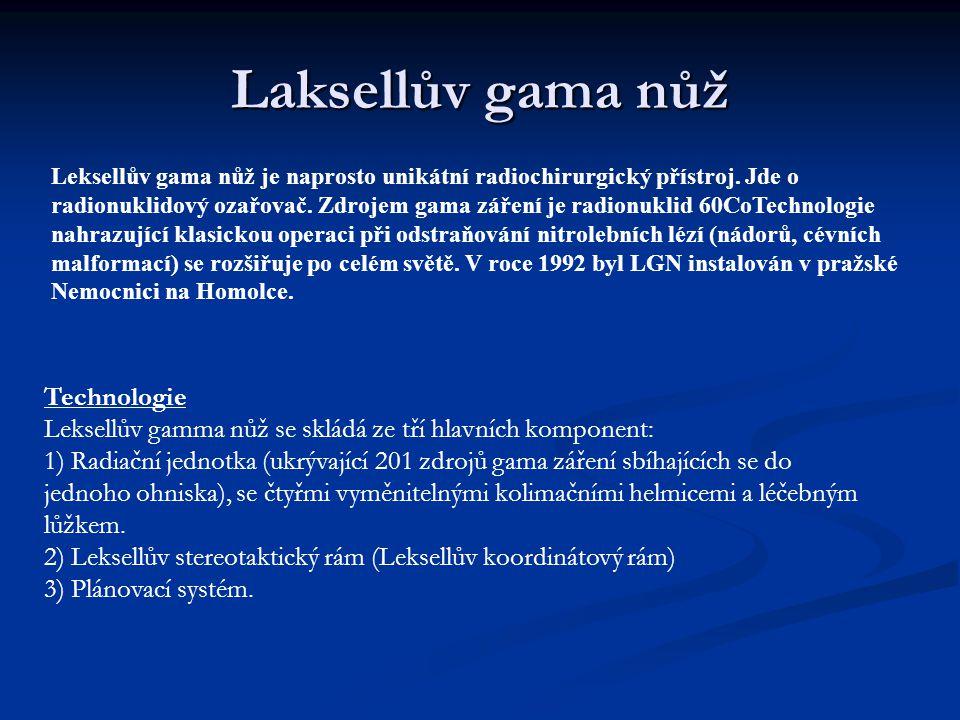 Laksellův gama nůž
