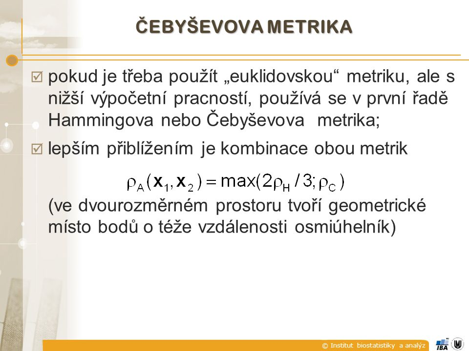 čebyševova metrika