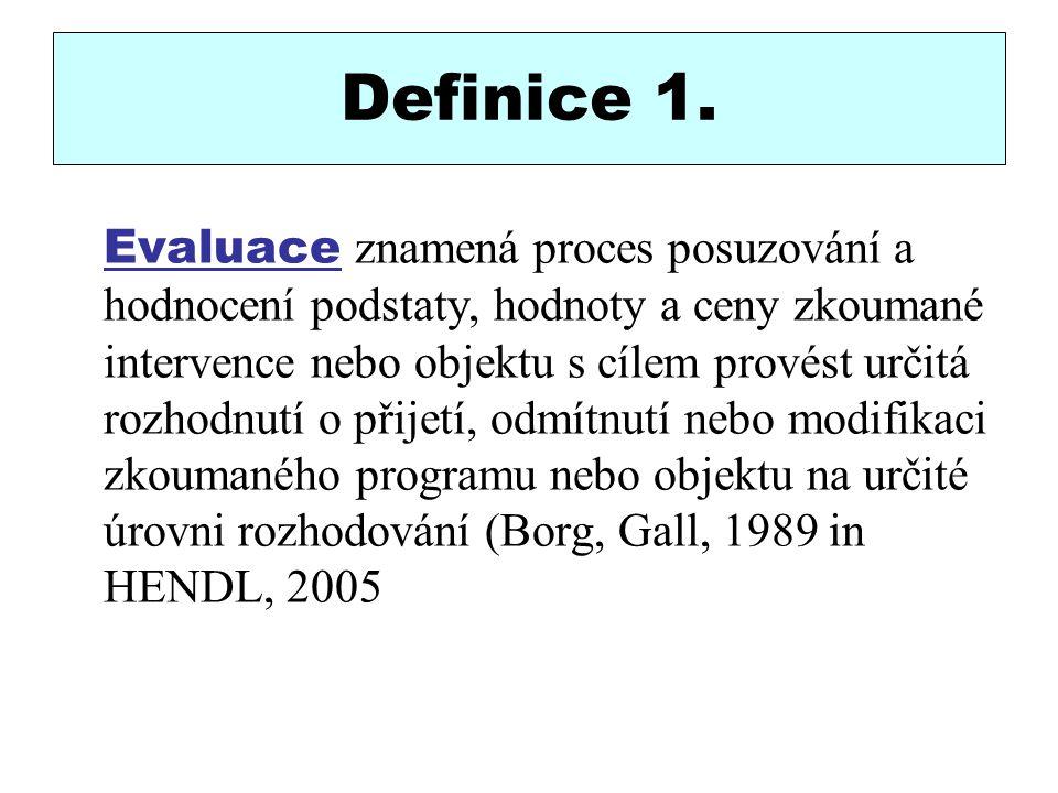 Definice 1.