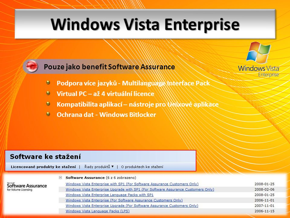 Windows Vista Enterprise