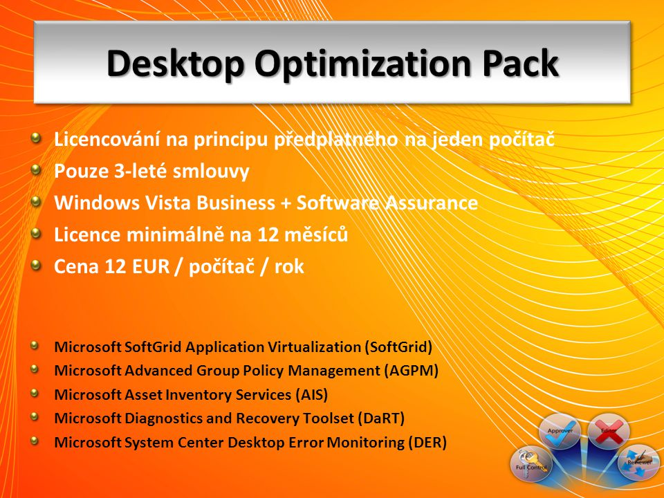 Desktop Optimization Pack
