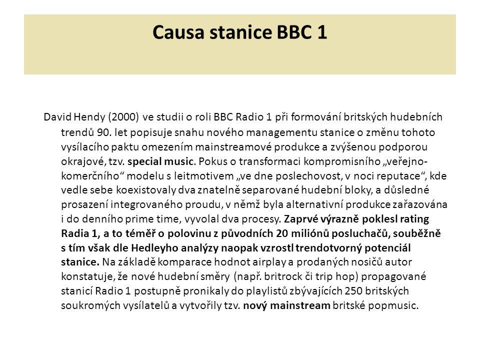 Causa stanice BBC 1