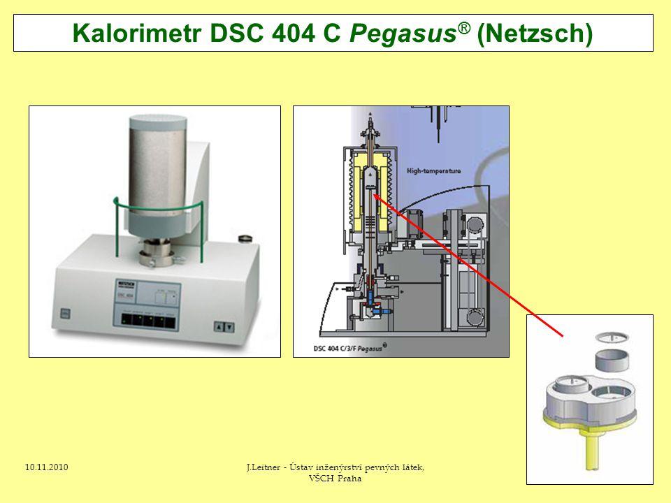 Kalorimetr DSC 404 C Pegasus® (Netzsch)