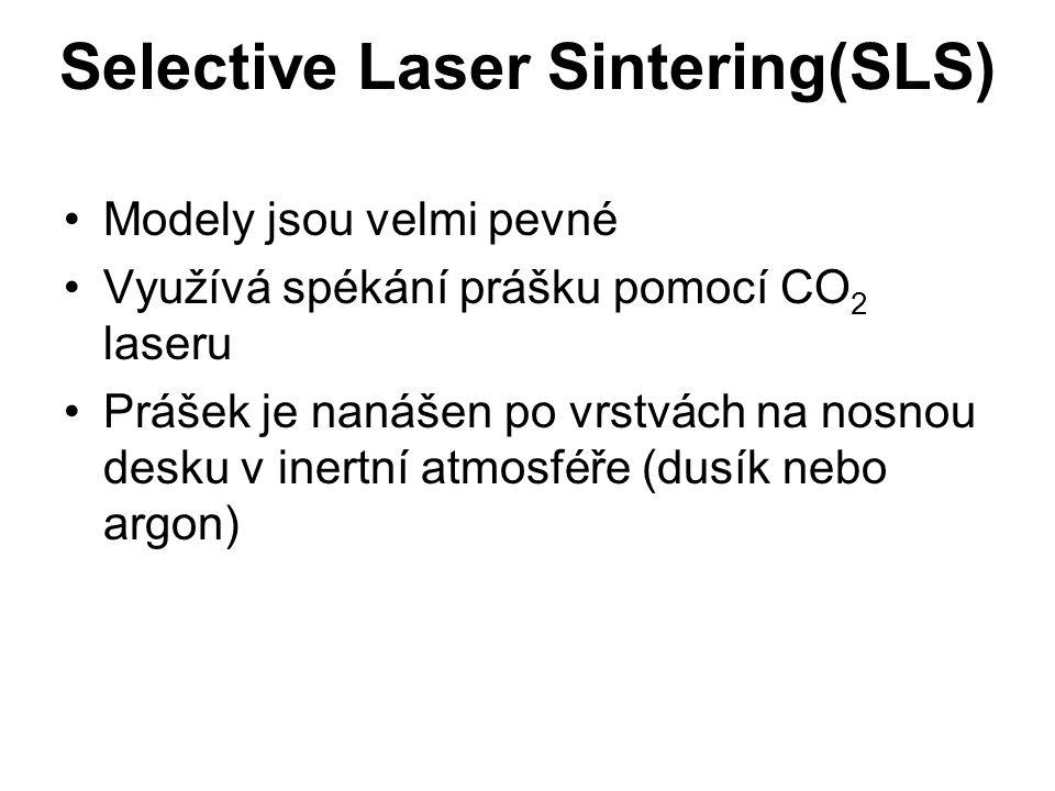 Selective Laser Sintering(SLS)