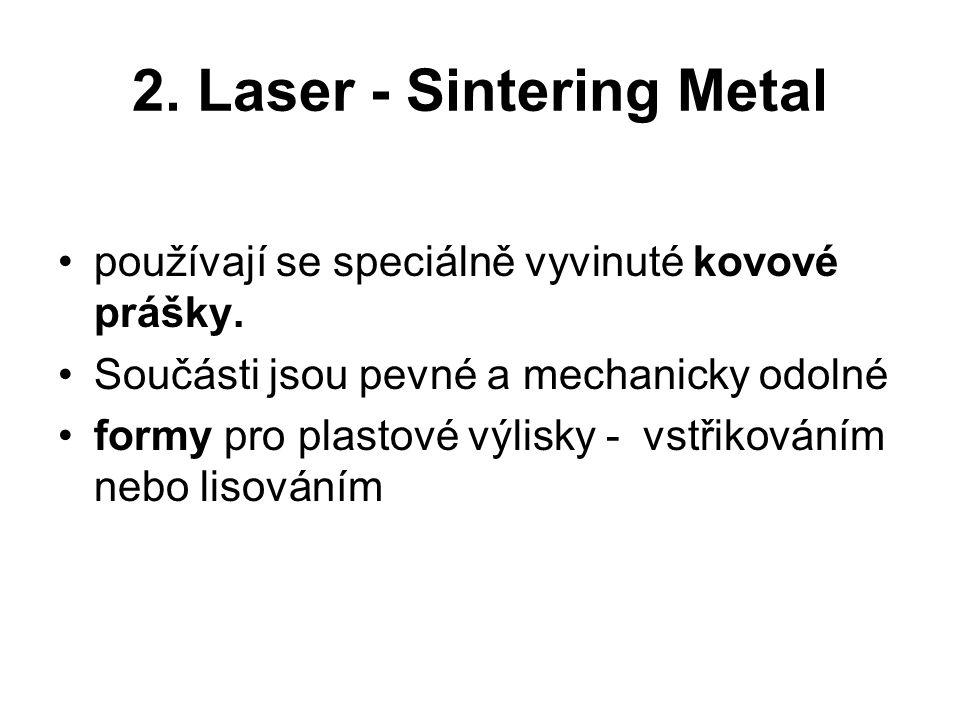 2. Laser - Sintering Metal