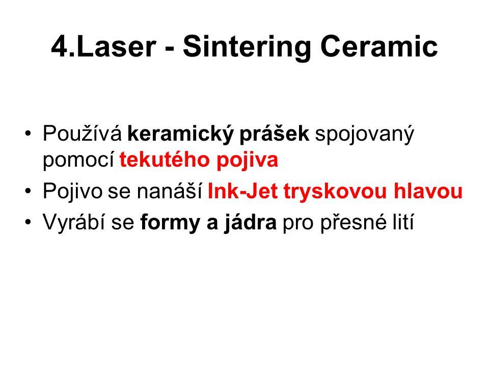 4.Laser - Sintering Ceramic