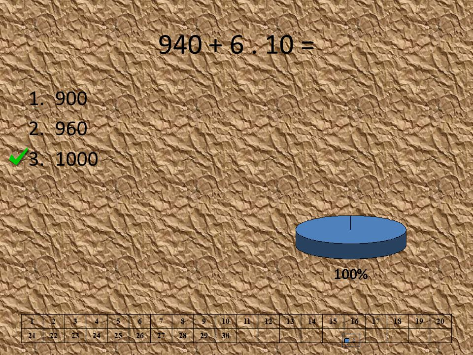 940 + 6 . 10 = 900. 960. 1000. 1. 2. 3. 4. 5. 6. 7. 8. 9. 10. 11. 12. 13. 14. 15. 16.