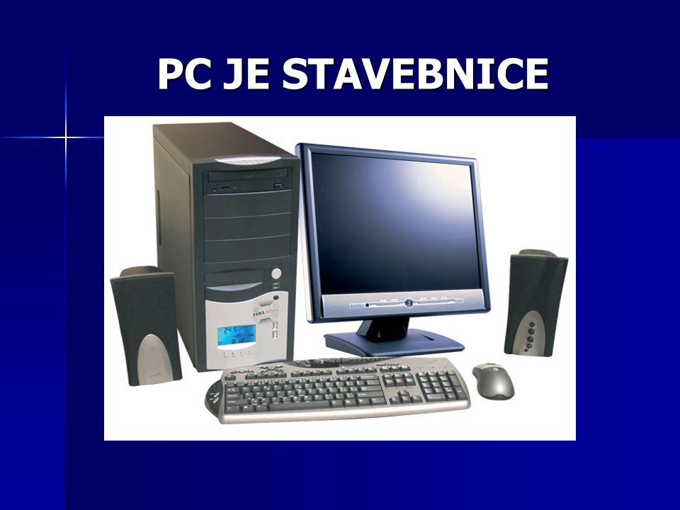 PC JE STAVEBNICE