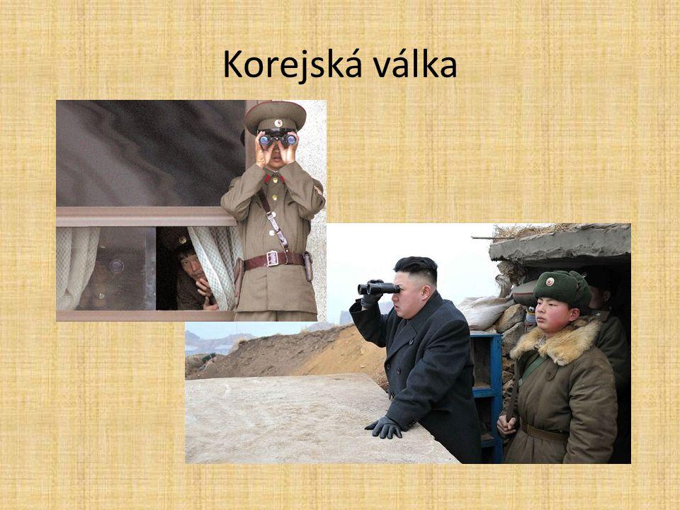 Korejská válka