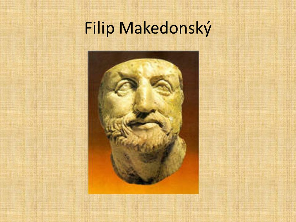 Filip Makedonský