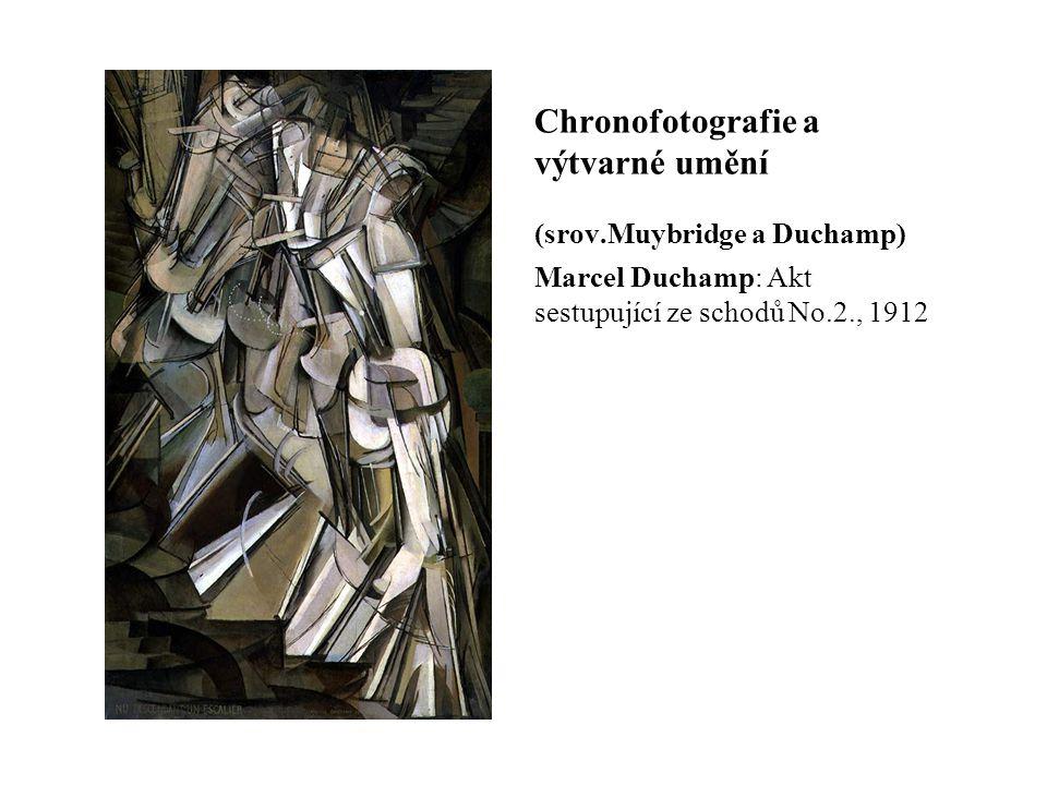 Chronofotografie a výtvarné umění (srov