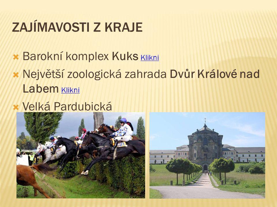 Zajímavosti z Kraje Barokní komplex Kuks Klikni
