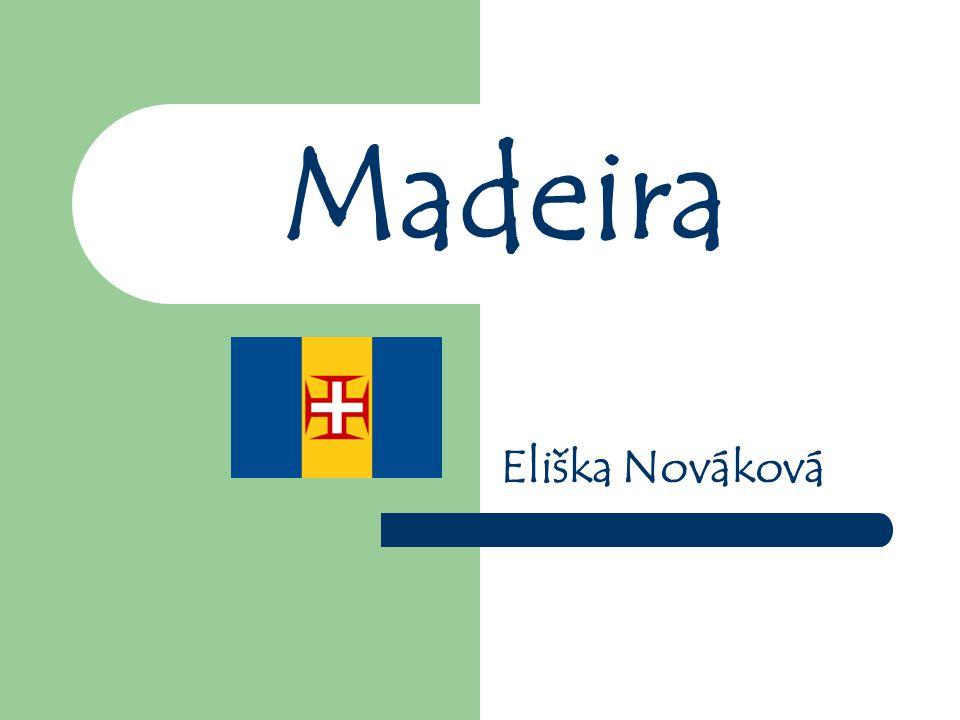 Madeira Eliška Nováková