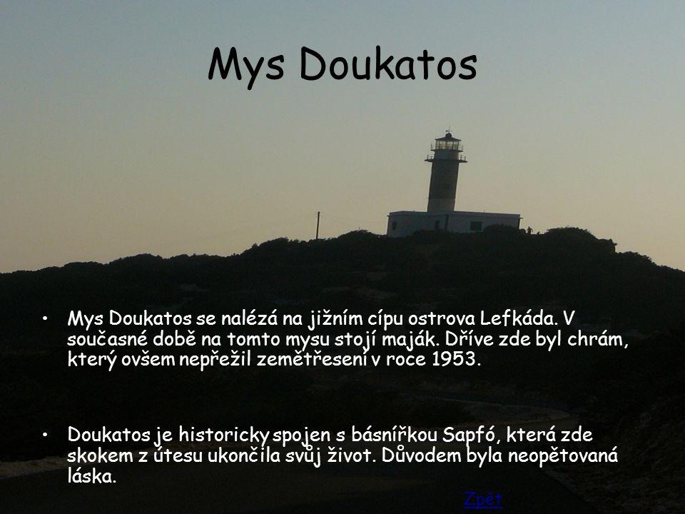 Mys Doukatos