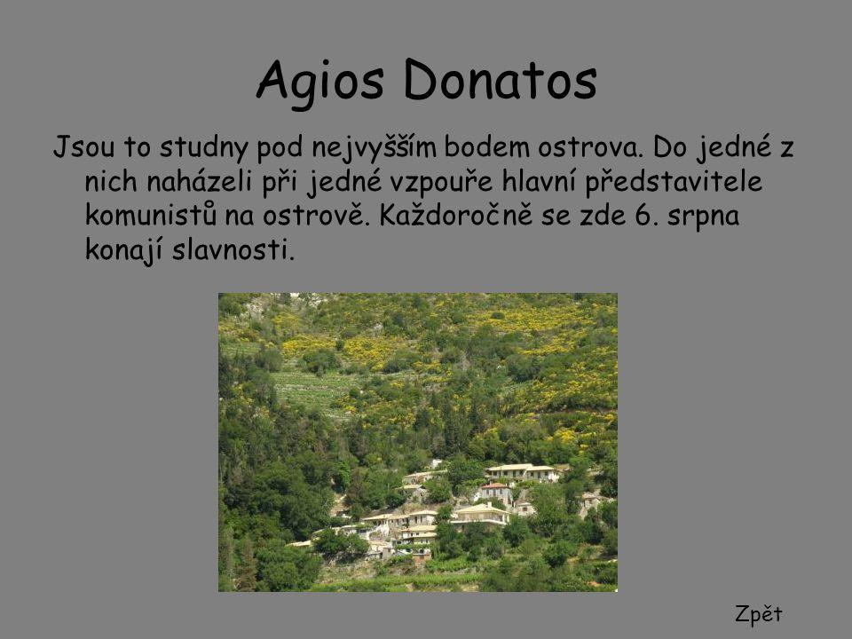 Agios Donatos