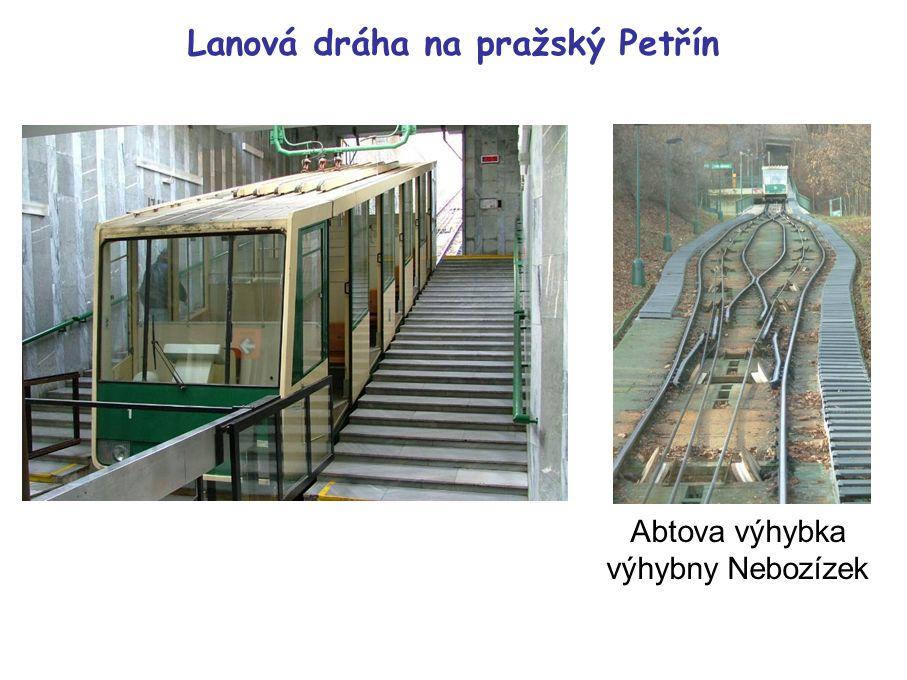 Lanová dráha na pražský Petřín