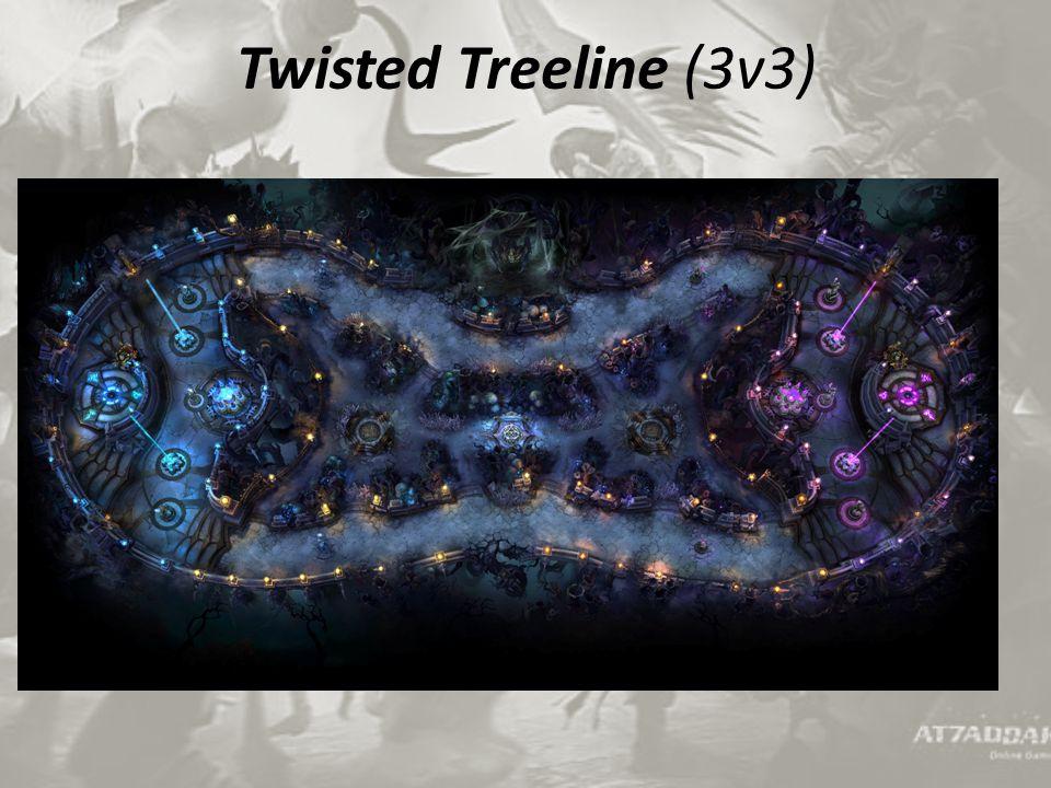 Twisted Treeline (3v3)