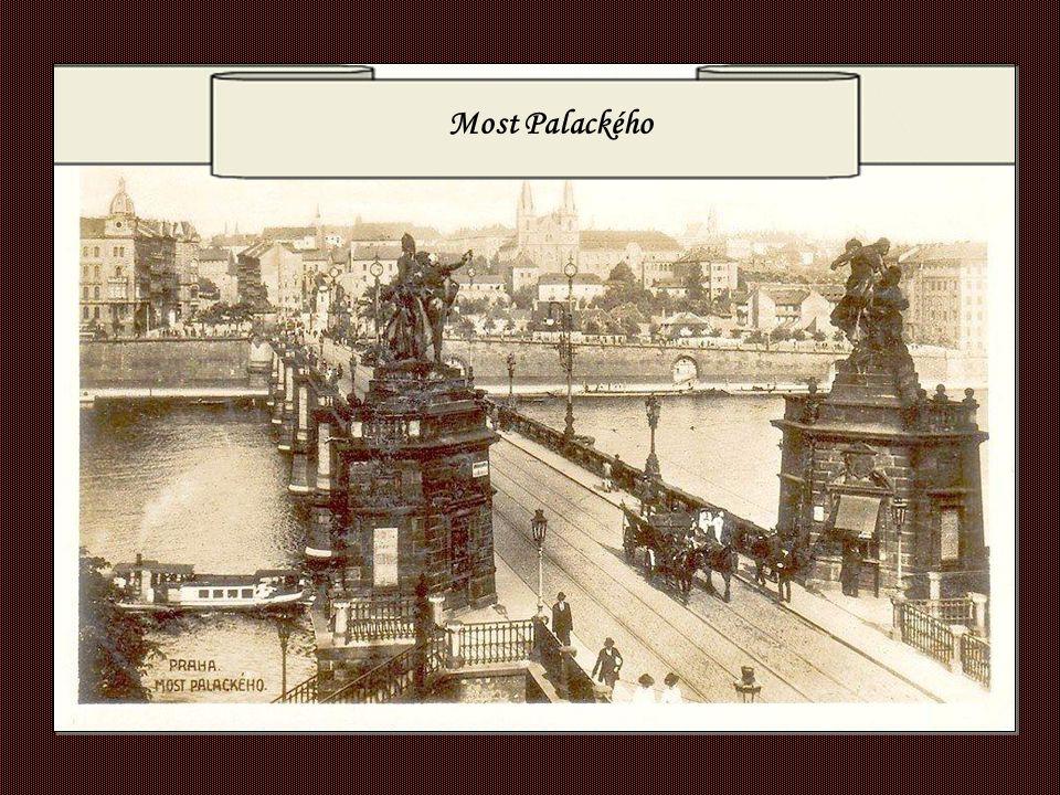 Most Palackého