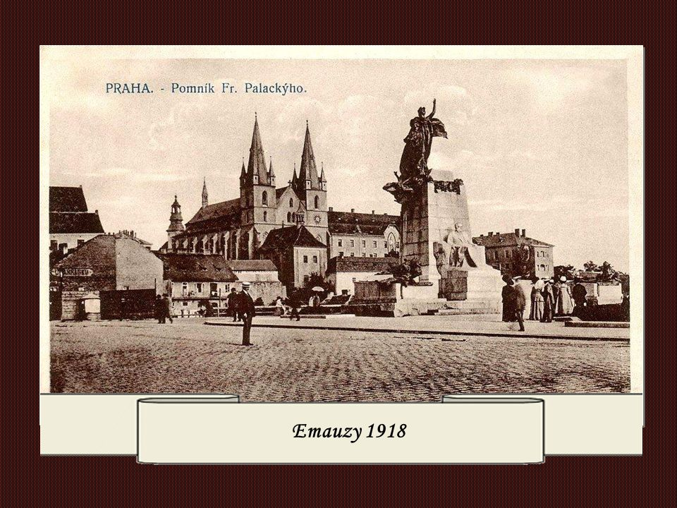 Emauzy 1918