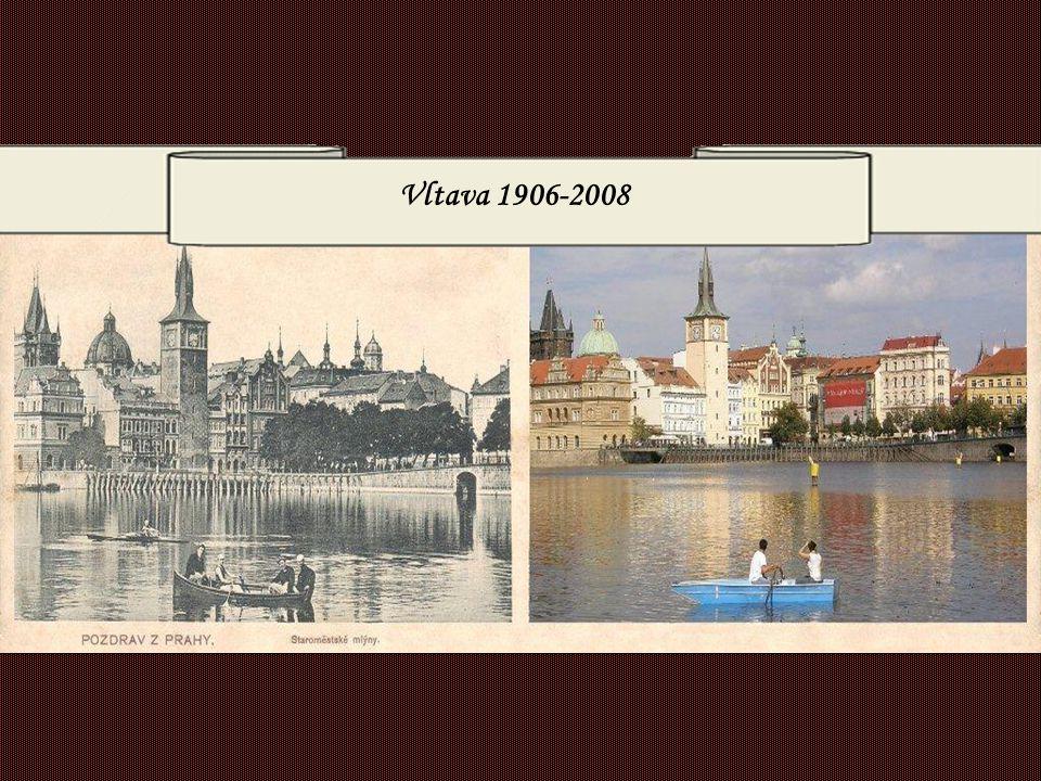 Vltava 1906-2008