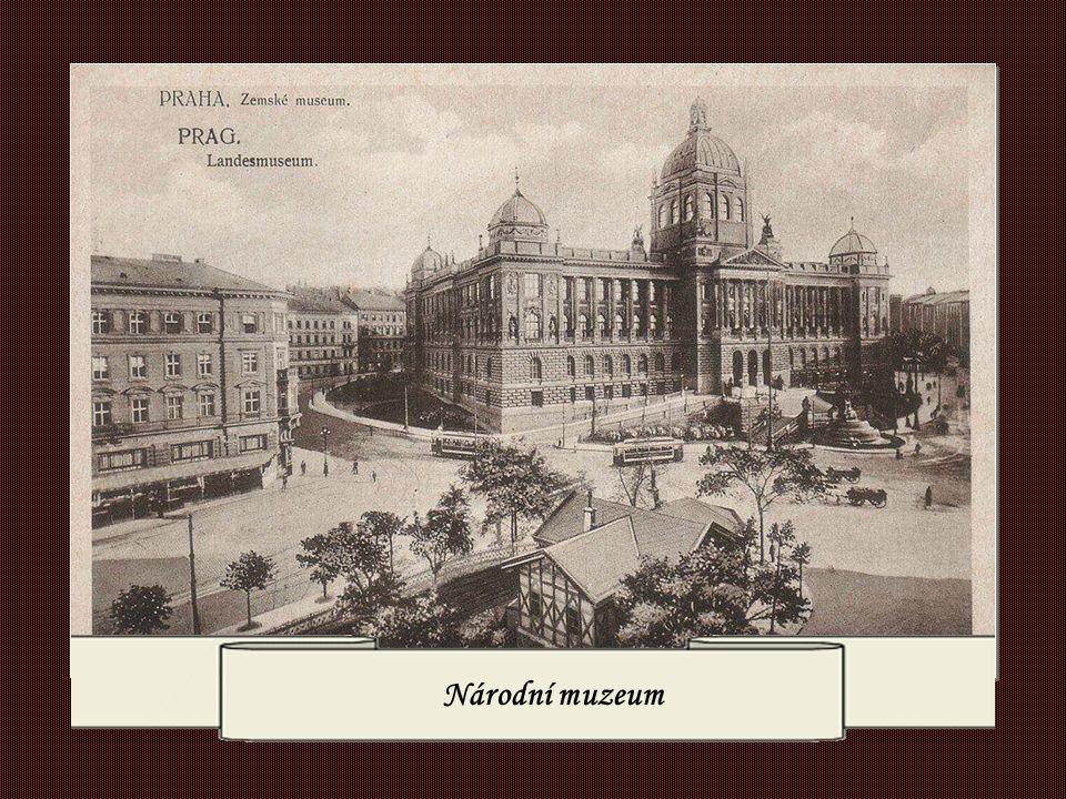 Národní muzeum Národní muzeum
