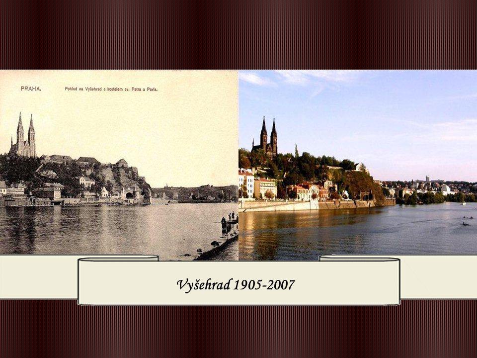 Vyšehrad 1905-2007