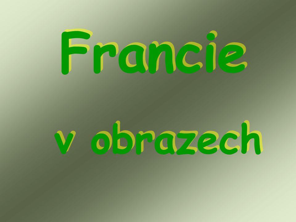 Francie v obrazech