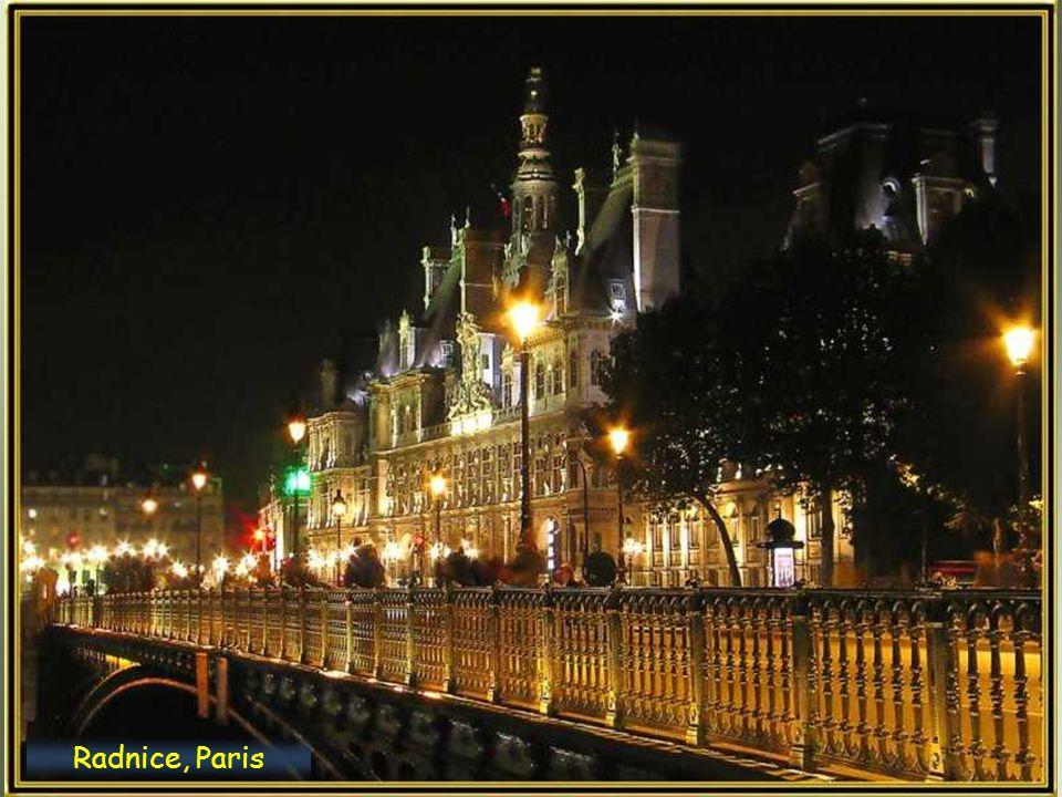 Radnice, Paris