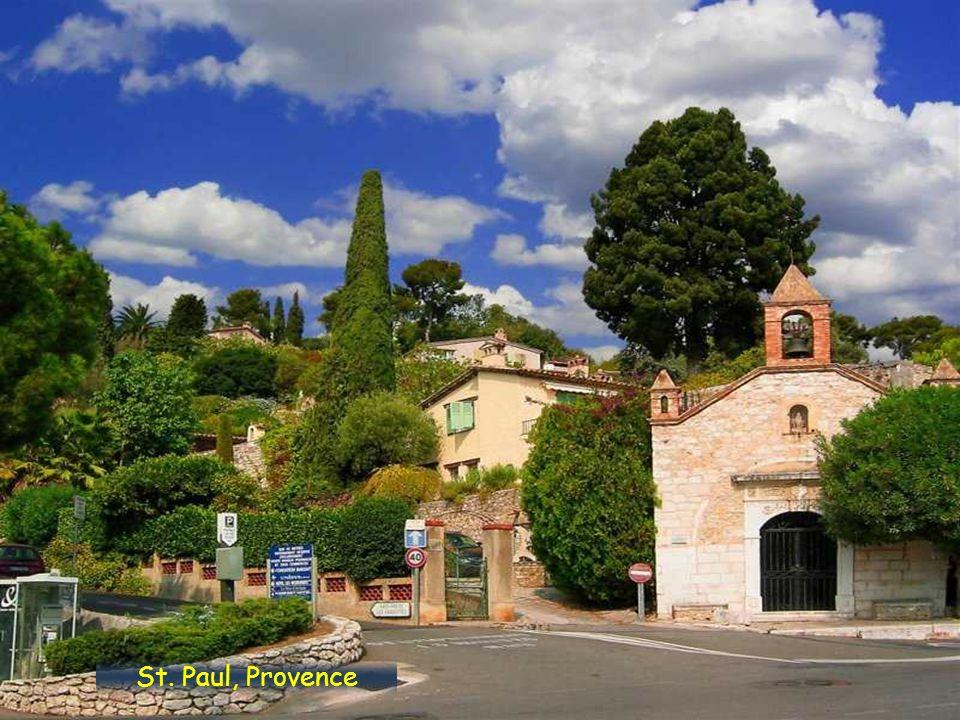St. Paul, Provence