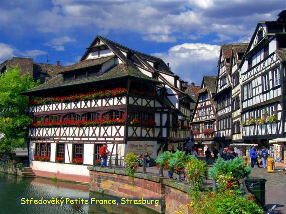 Středověký Petite France, Strasburg