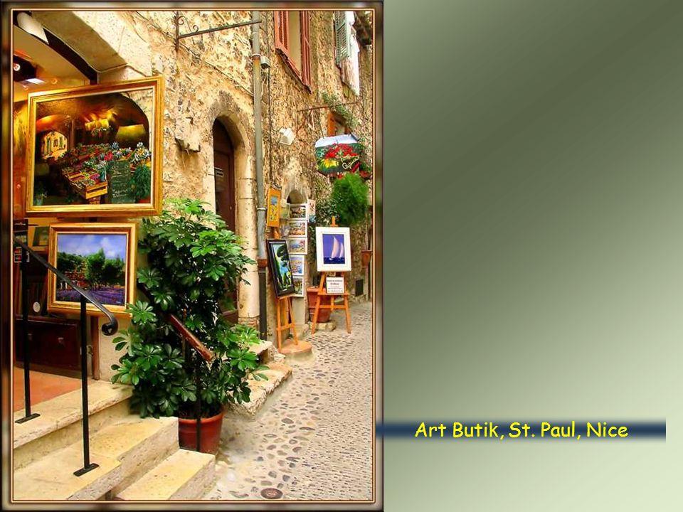 Art Butik, St. Paul, Nice