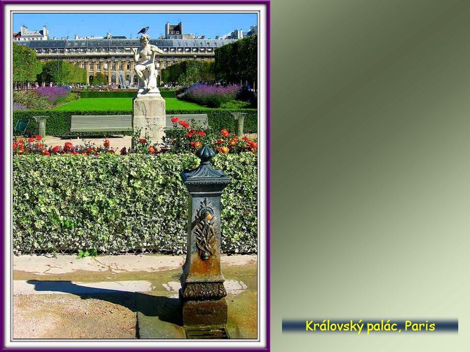 Královský palác, Paris