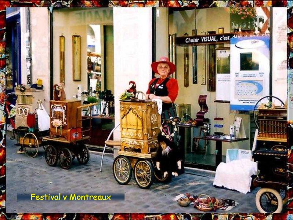 Festival v Montreaux