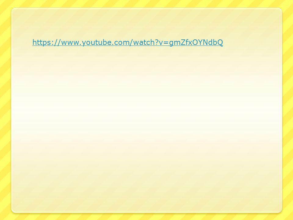 https://www.youtube.com/watch v=gmZfxOYNdbQ