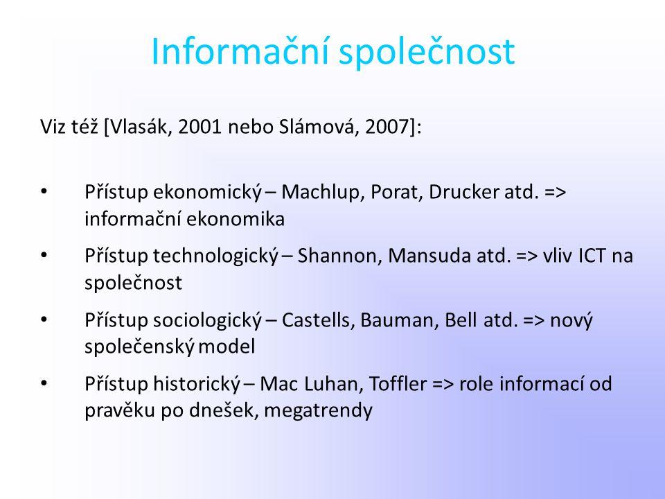 Informační společnost