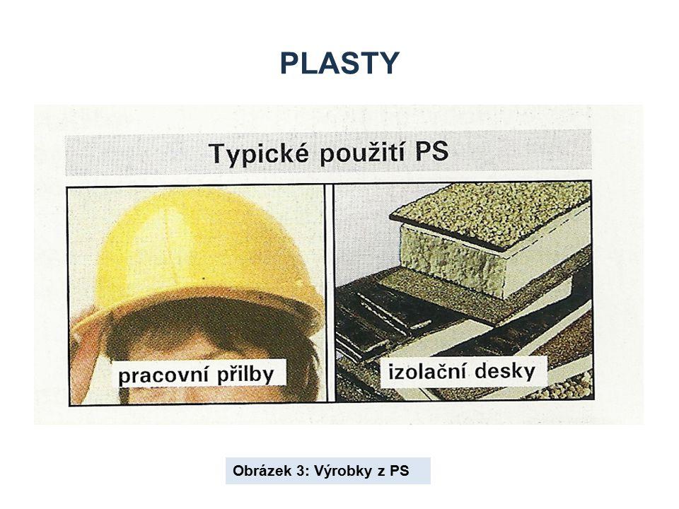 Plasty Obrázek 3: Výrobky z PS