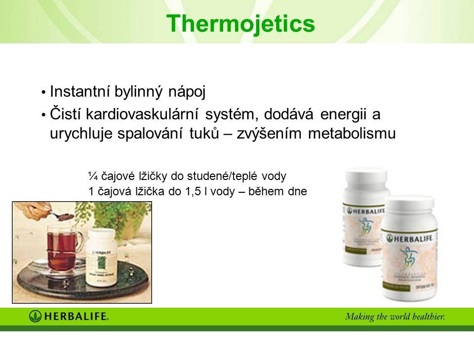 Thermojetics Instantní bylinný nápoj