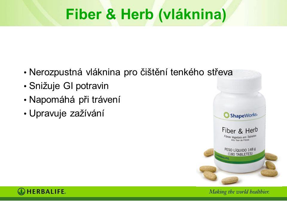 Fiber & Herb (vláknina)