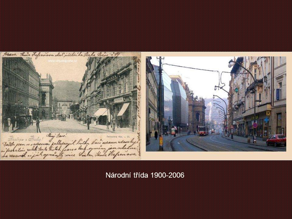 Národní třída 1900-2006