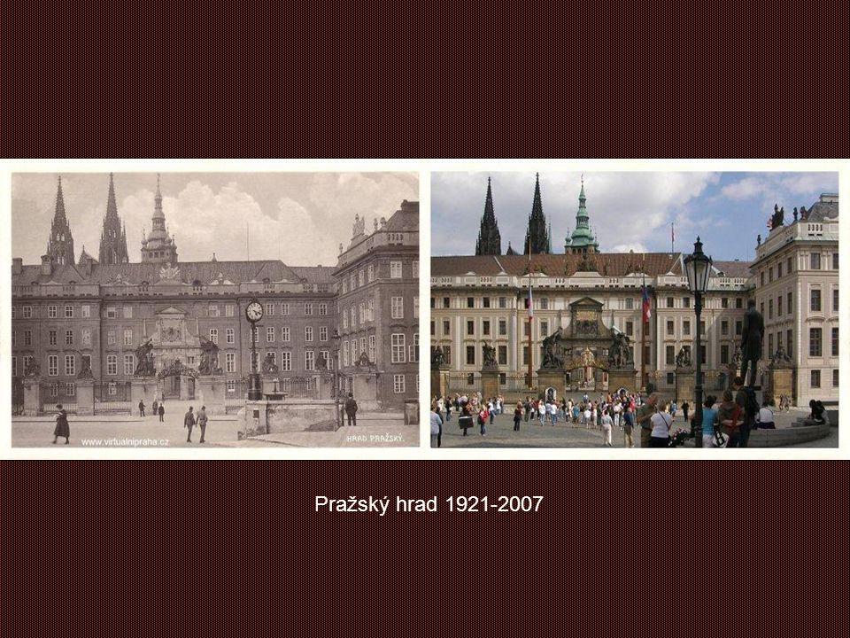Pražský hrad 1921-2007