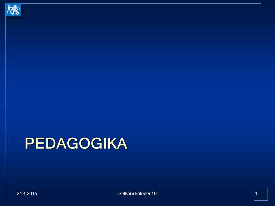 pedagogika 14.4.2017 Setkání kateder 10