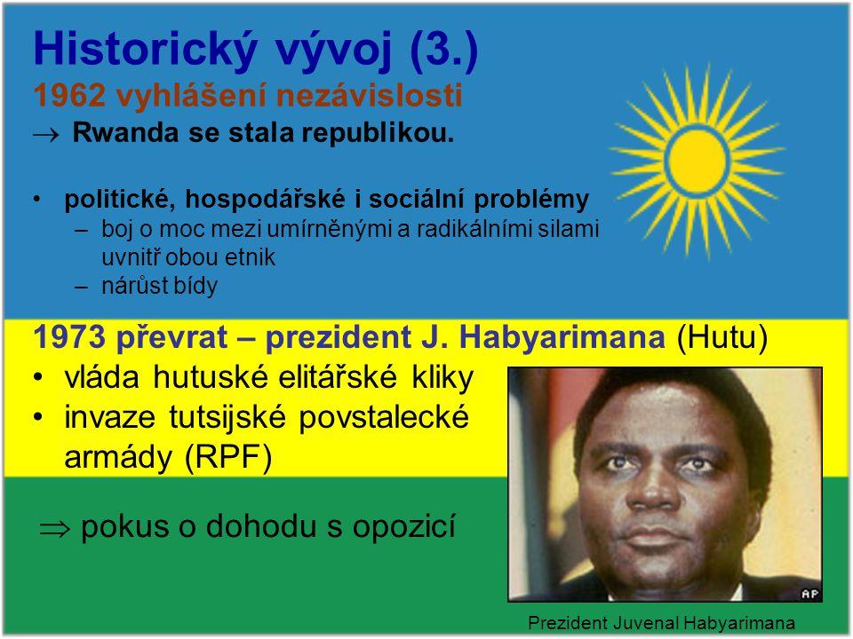 Prezident Juvenal Habyarimana