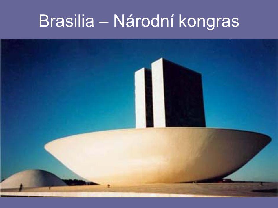 Brasilia – Národní kongras