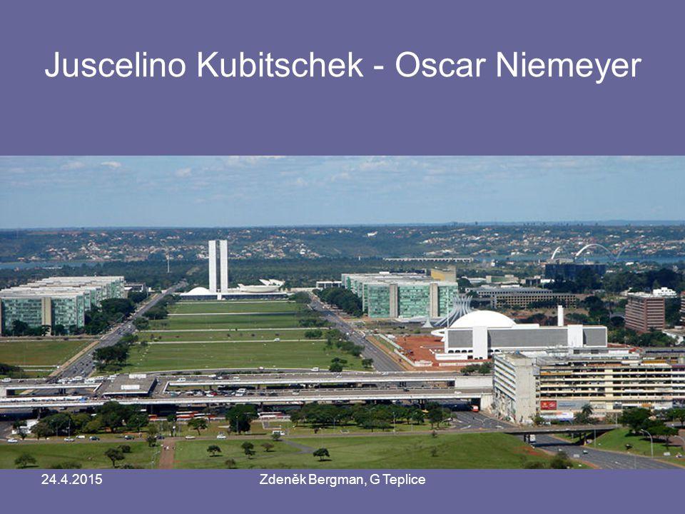 Juscelino Kubitschek - Oscar Niemeyer