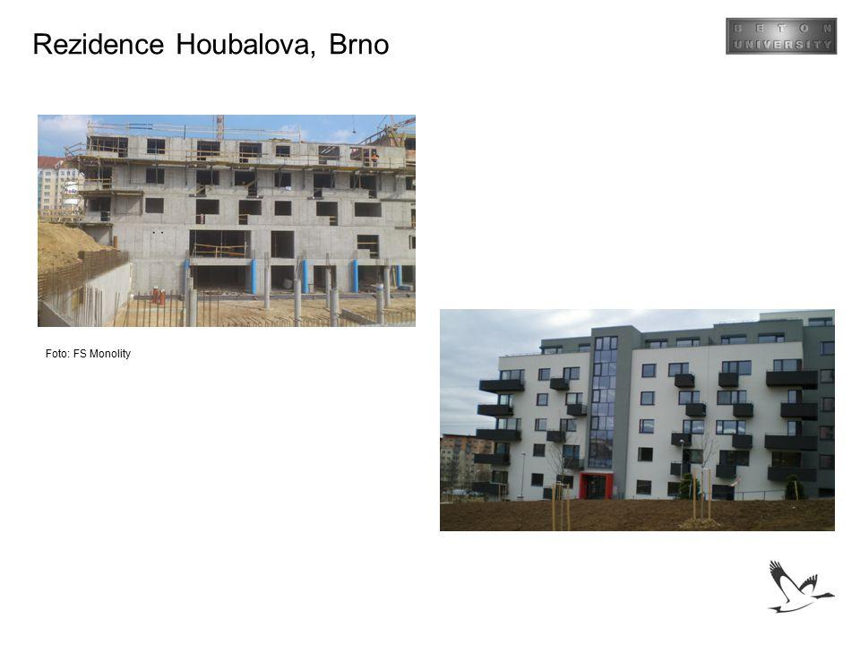 Rezidence Houbalova, Brno