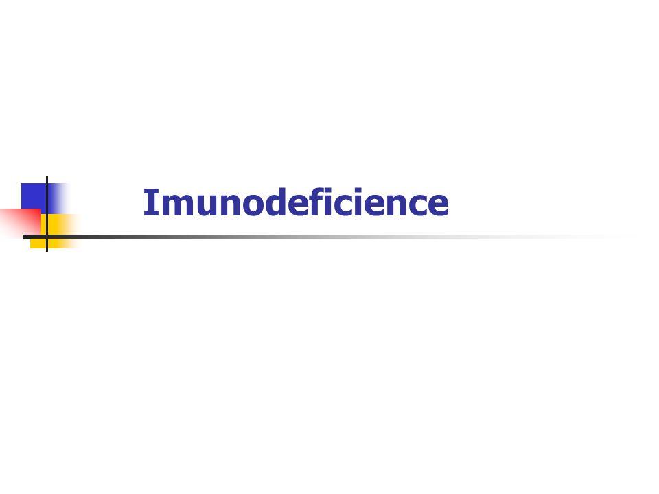 Imunodeficience